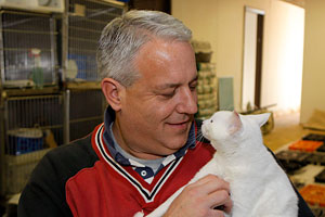 Rick DuCharme of First Coast No More Homeless Pets