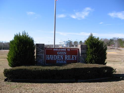 Hayden Riley Park - Guin, AL