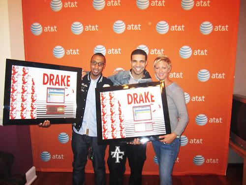 Drake-plaque