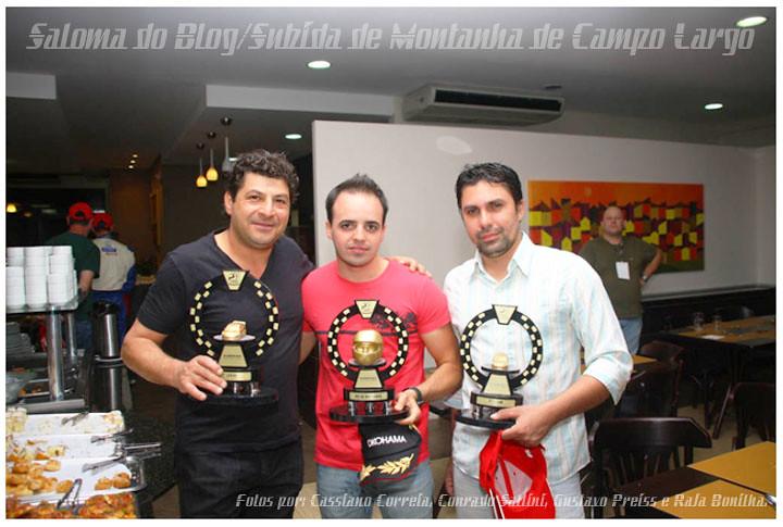 Team Suspentécnica_Subida Montanha Campo Largo #2010