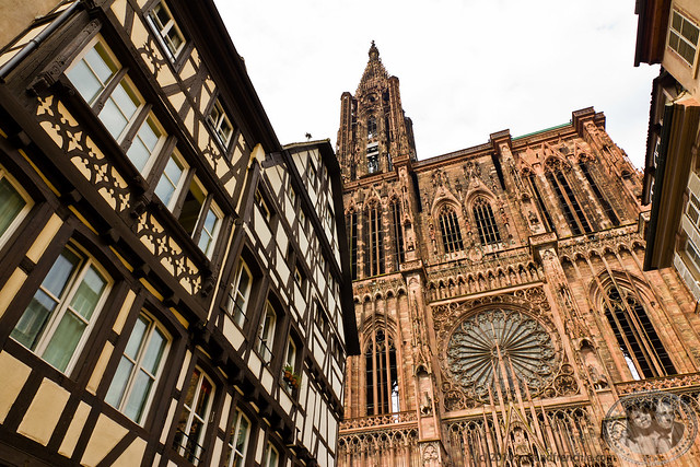 Strasbourg Church