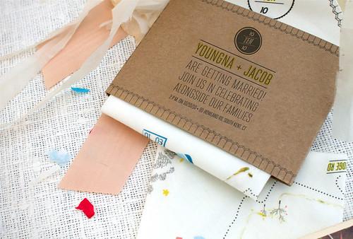 kelli anderson handkercheif map invite via design sponge 1