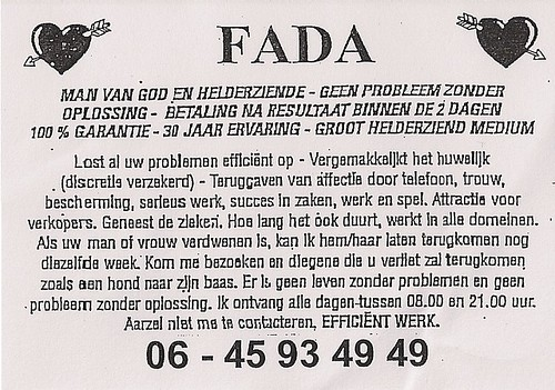 Mister Fada