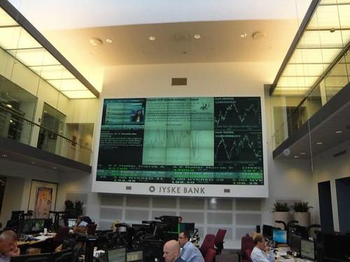 jyske-trading-room