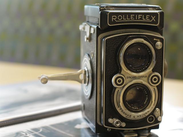 Rolleiflex Automat MX-EVS