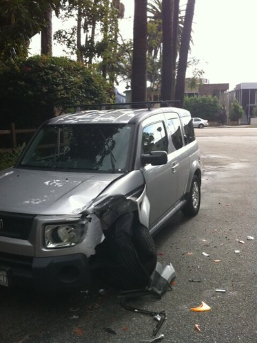 Hit and Run in Venice 10-6-10