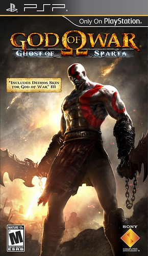 God of War: Ghost of Sparta -- Exclusive pre-order Deimos skin