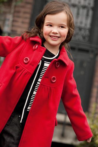 ... otoño-invierno 2010-2011, ropa para niñas de Elle | Minimoda.es