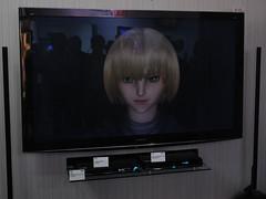 101005 – 由「押井守×川井憲次×Production I.G」黃金組合製作的3D立體動畫《Cyborg 009》在今天的「CEATEC JAPAN」正式首映!