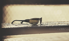 [162/365] Classics never die (ng.kelven) Tags: new morning light sunglasses canon bench mark ii 5d f2 365 rayban 135mm