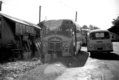 Okeridge Motor Services (island traction) Tags: bedford coach southern devon national western bude okehampton okeridge