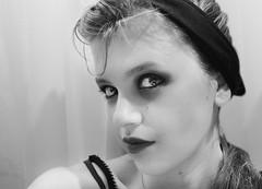 Mrame (Nanihta (Sol Vzquez)) Tags: auto espaa art sol look photoshop self hair photography spain eyes retrato autoretrato yeux ojos autorretrato mirada pelo cabello  selfie  fotografa vazquez selbstportrt     vzquez nanah  nanihta mygearandmepremium mygearandmebronze mygearandmesilver