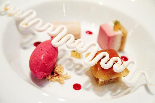 Dessert 2: Delice au Damas