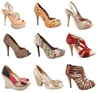 calçados tanara tendencias 2011