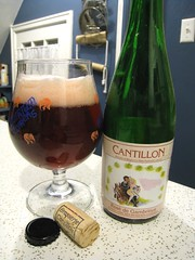 A Year of Lambic - Month #9 Cantillon Rose de Gambrinus (donosborn) Tags: wild belgium ale belgian sour brew spontaneous lambic