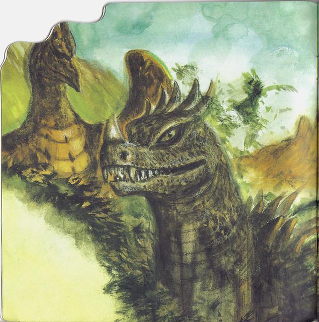 Godzilla likes to Roar! 3
