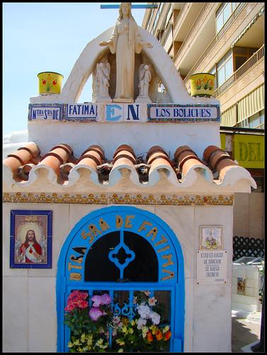 Ermita Virgen de Fátima Los Boliches