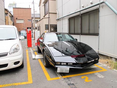 Knight Rider in Tokyo