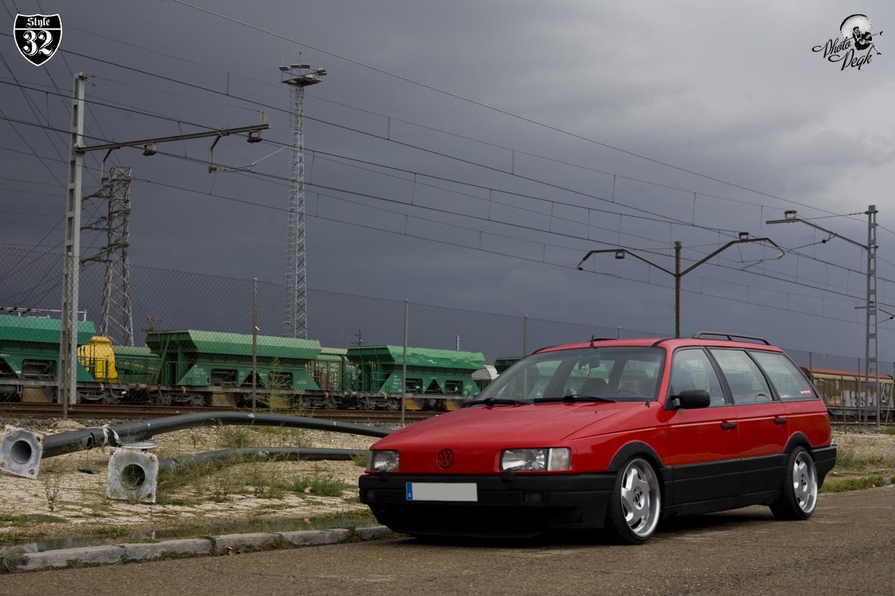 Peqk S Passat 35i B3 Variant G60 Syncro Vw Vortex Volkswagen Forum