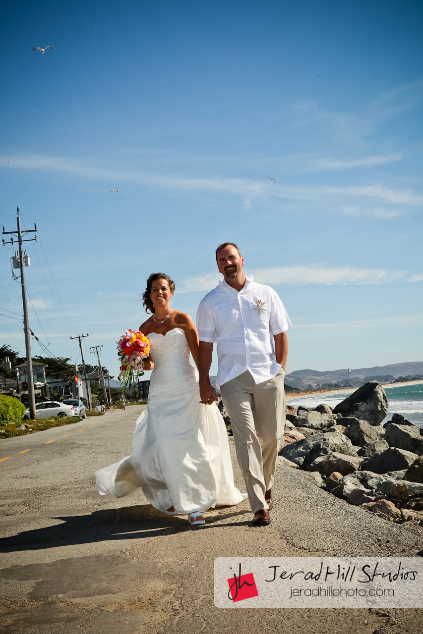 Half Moon Bay Wedding - Gregg & Jen