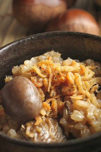 Chestnut rice 2