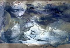Estoy despidiendo a mi pobre vida... (conejo721*) Tags: argentina palabras mardelplata sentimiento rostros poesía poema vidaymuerte conejo721