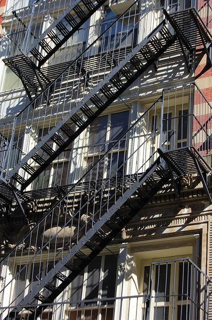 soho stairs