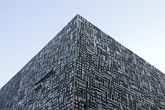 Borg Cube (berkenny) Tags: architecture germany borg mannheim borgcube