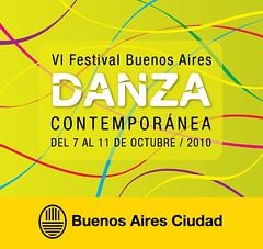 Festival Danza Buenos Aires 2010