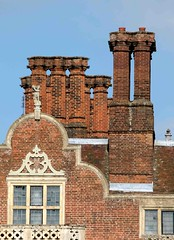 Blickling Hall Chimneys and Windows (saxonfenken) Tags: windows chimney norfolk 116 blickling gamewinner agcgwinner pregamewinner blicklinge30 116house