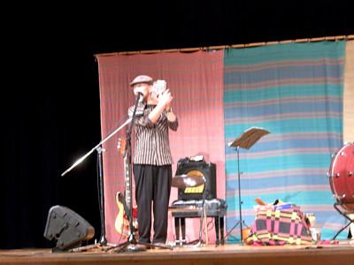 音楽で世界を旅しよう! 民族楽器アンサンブル