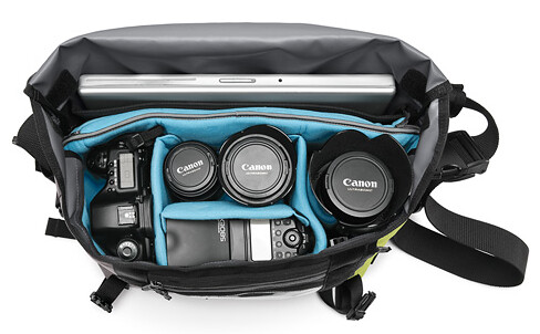 Timbuk2 Camera Bag Inside