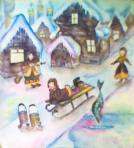 Russian Folklore Fairy-tale
