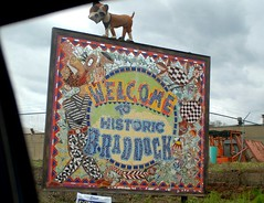 welcome to historic Braddock (by: Ryan Thompson, creative commons license)