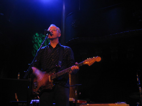 Teenage Fanclub, Great American Music Hall, 10-12-01