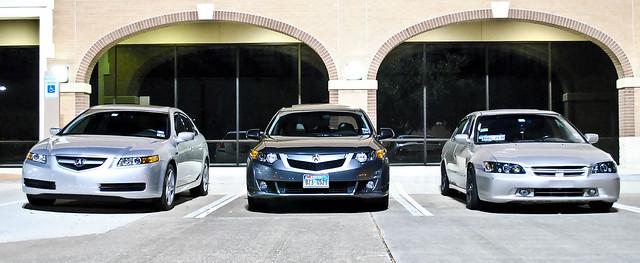 EZ Pass and Factory Tint - AcuraZine - Acura Enthusiast