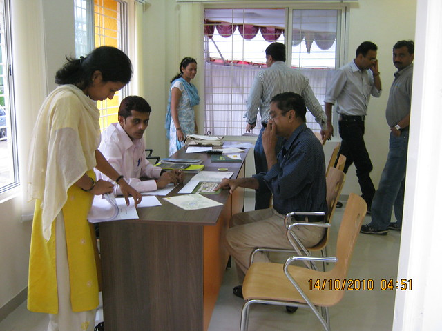 Vastushodh's UrbanGram, 2 BHK Flat for Rs. 20 Lakhs at Kondhawe Dhawade Pune 411 023 - on the eve of launch, 14th October 2010IMG_3363
