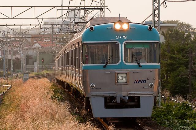 京王電鉄井の頭線3000系3029F 試運転 – 2010年10月15日