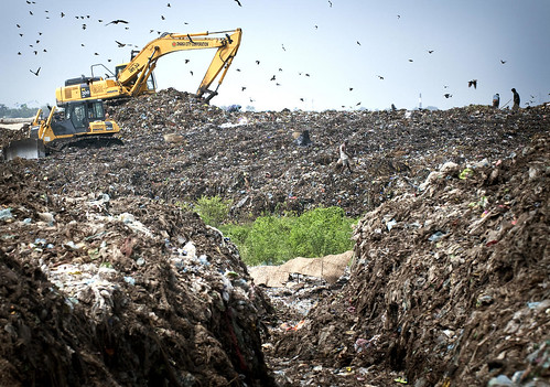 5084164532 c9de631c41 Dump Site in Dhaka, Bangladesh