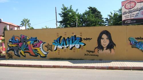 DSCF4561 Graffiti Mersin