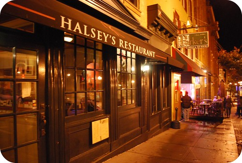 Halseys Restaurant