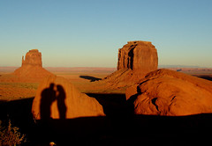 15 Monument Valley Sunset Day 1 DSC01853 (jpoage) Tags: pictures travel wallpaper vacation arizona beautiful digital landscape photos billpoagephotography photographymonumentvalley
