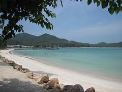 Koh Phangan chaloklum Beach コパンガン チャロクラムビーチ