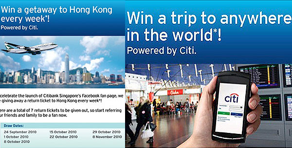 Win a trip to Hong Kong or anywhere in the world!
