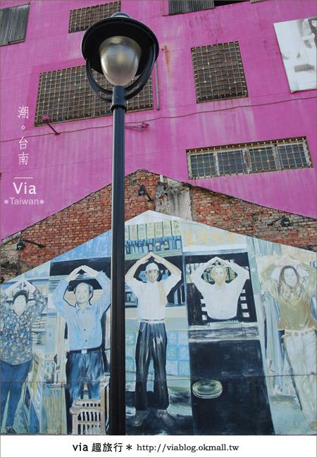 【台南】台南海安路藝術街~必拍的台南景點!18