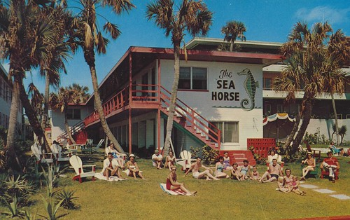 The Sea Horse - Daytona Beach, Florida