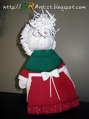 Mame Noel (BRArtist) Tags: natal eva papainoel mamenoel casalnoel artesanatocomeva