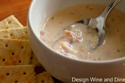 Simple Cream of Crab Soup