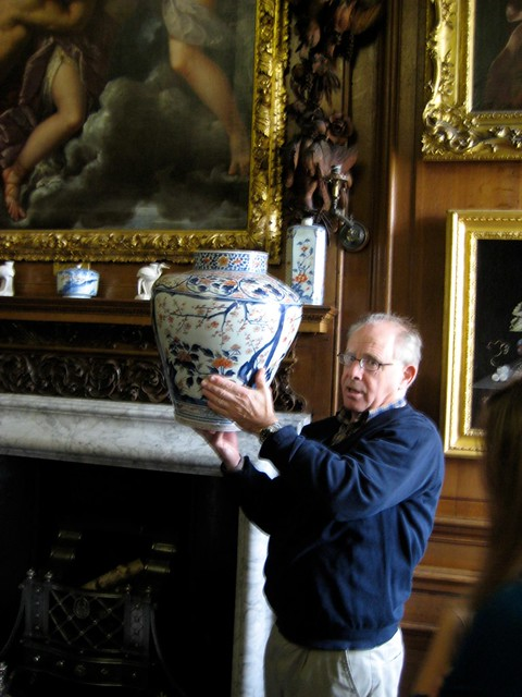 Gordon Lang, Lecturing at Burghley House