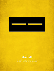 Minimalist Poster: The Fall